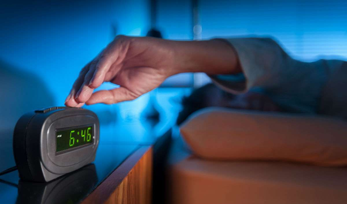Why The Snooze Button Simply Doesn't Work
