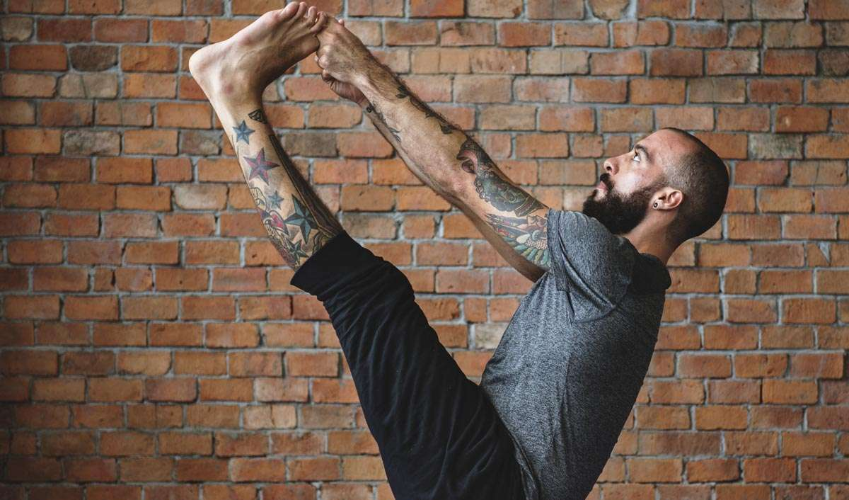Yoga moves for flexibility
