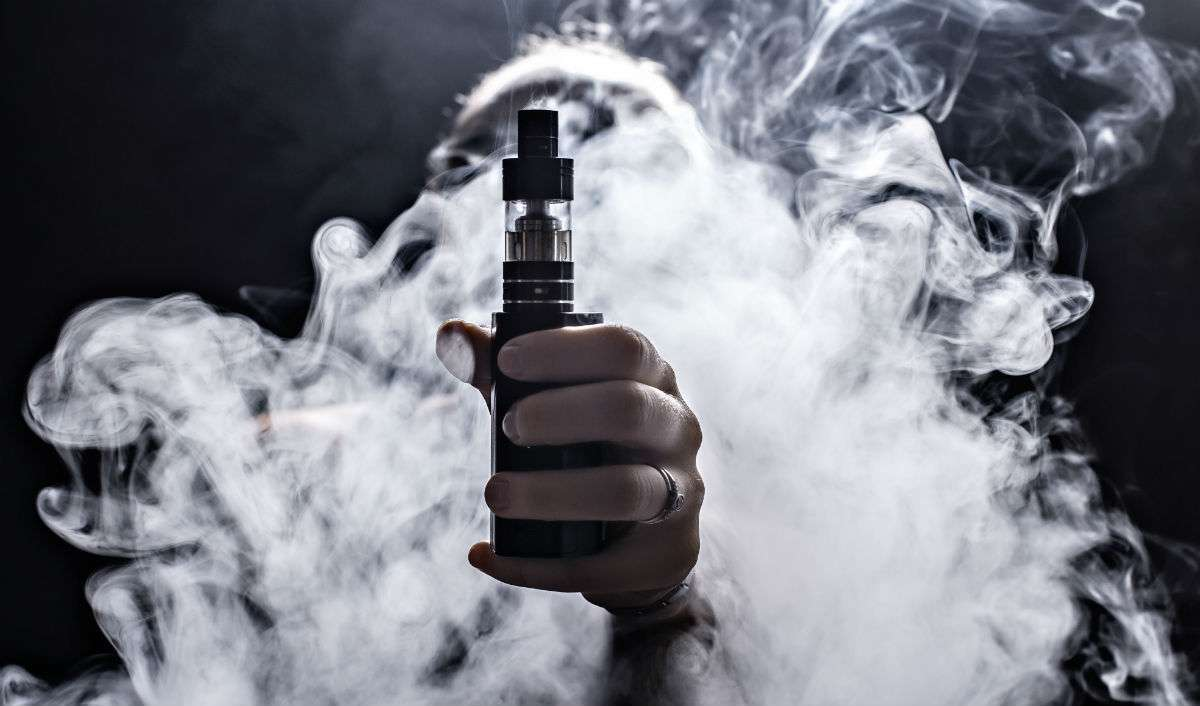 Vaping Could Put You At Risk For Cancer And Heart Disease