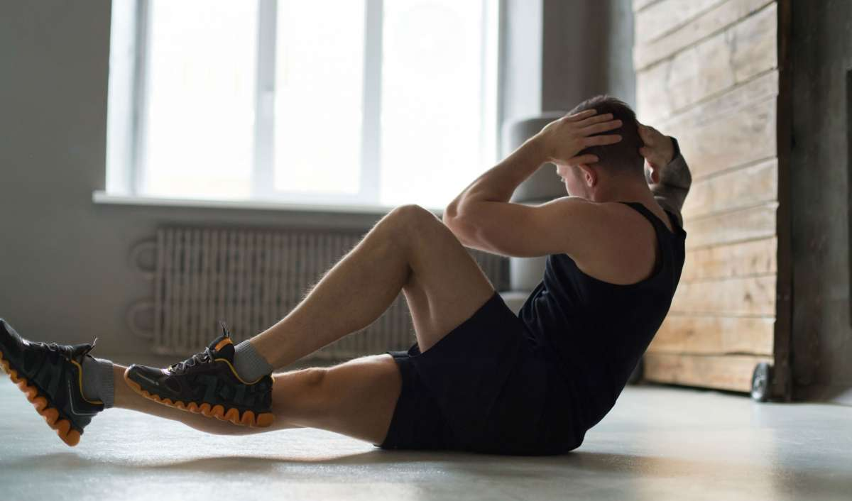 You Won't See A Single Crunch In This Core Workout