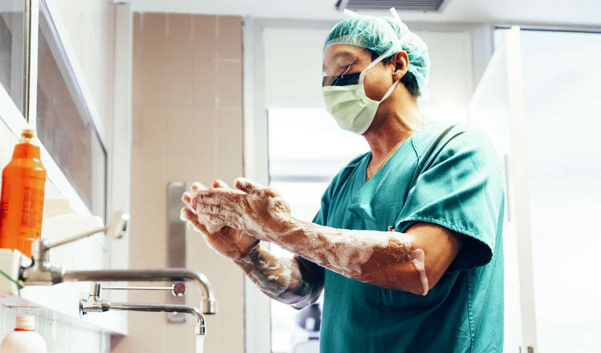 STUDY: 78 Per Cent Of Health-Care Workers Don't Properly Wash Their Hands