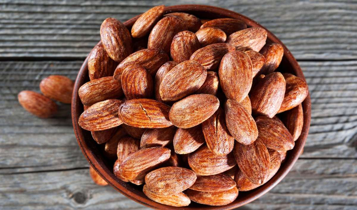 Make Almonds tastier