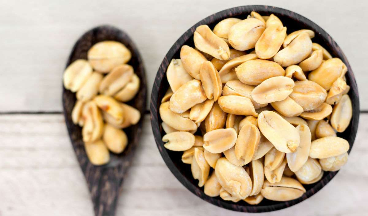 Can peanut help you gain weight
