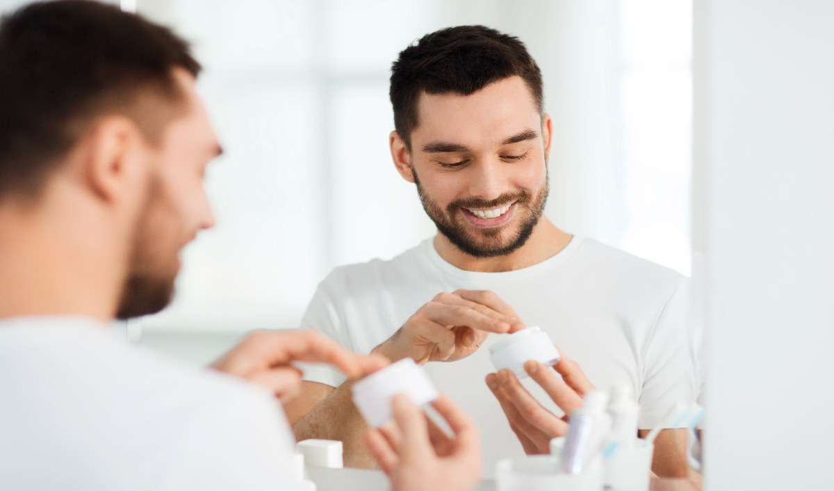 best skincare products and tips for men for winter