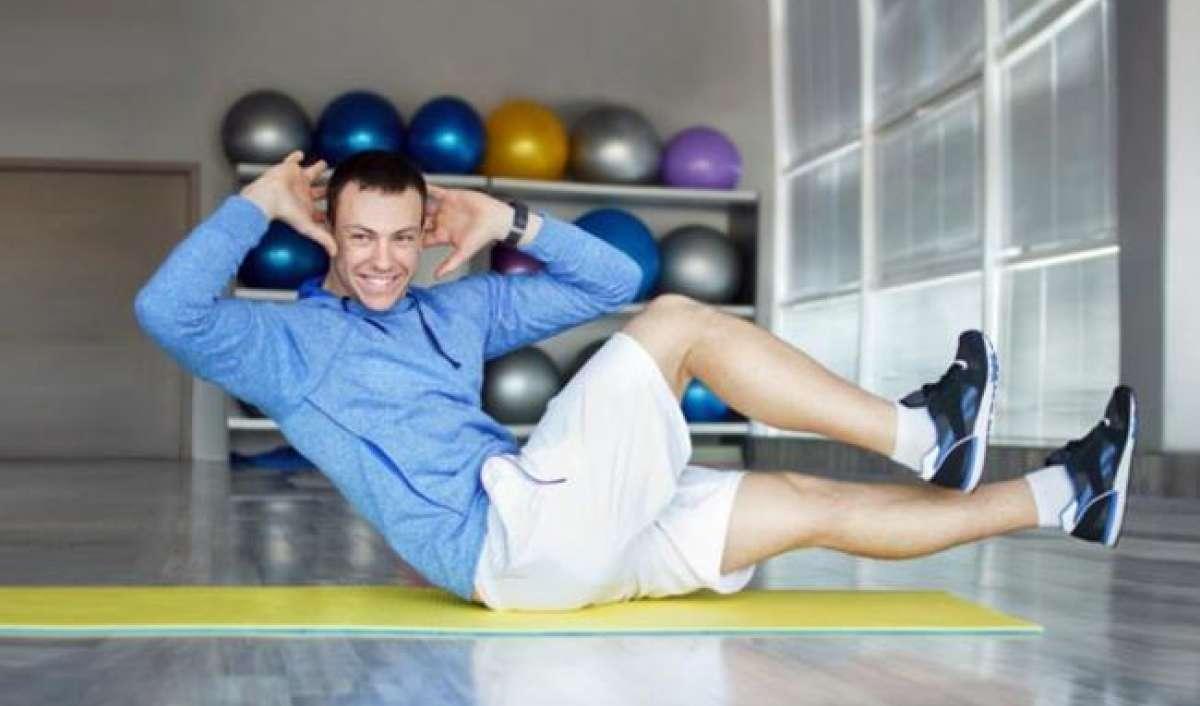 Super fun abs exercise