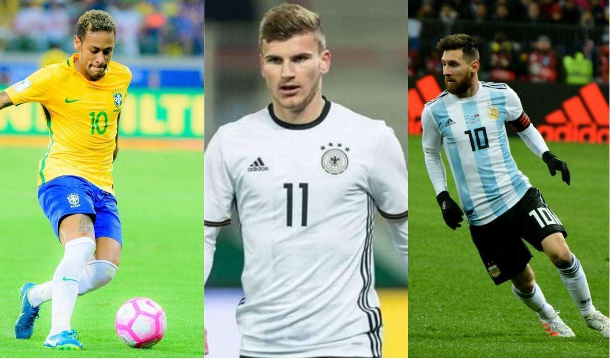 5 Players To Watch Out For In The 2018 FIFA World Cup
