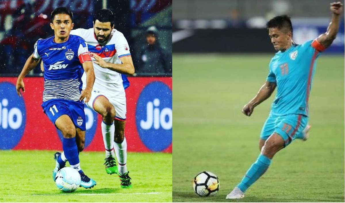 Why Is Sunil Chhetri Not As Celebrated As Messi Or Ronaldo?