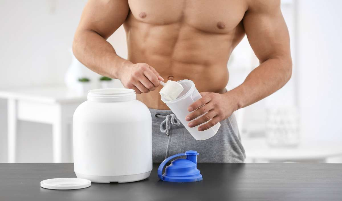 Whey Protein and casein protein