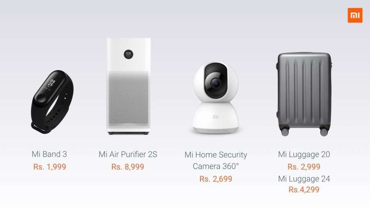 Xiaomi New Launch