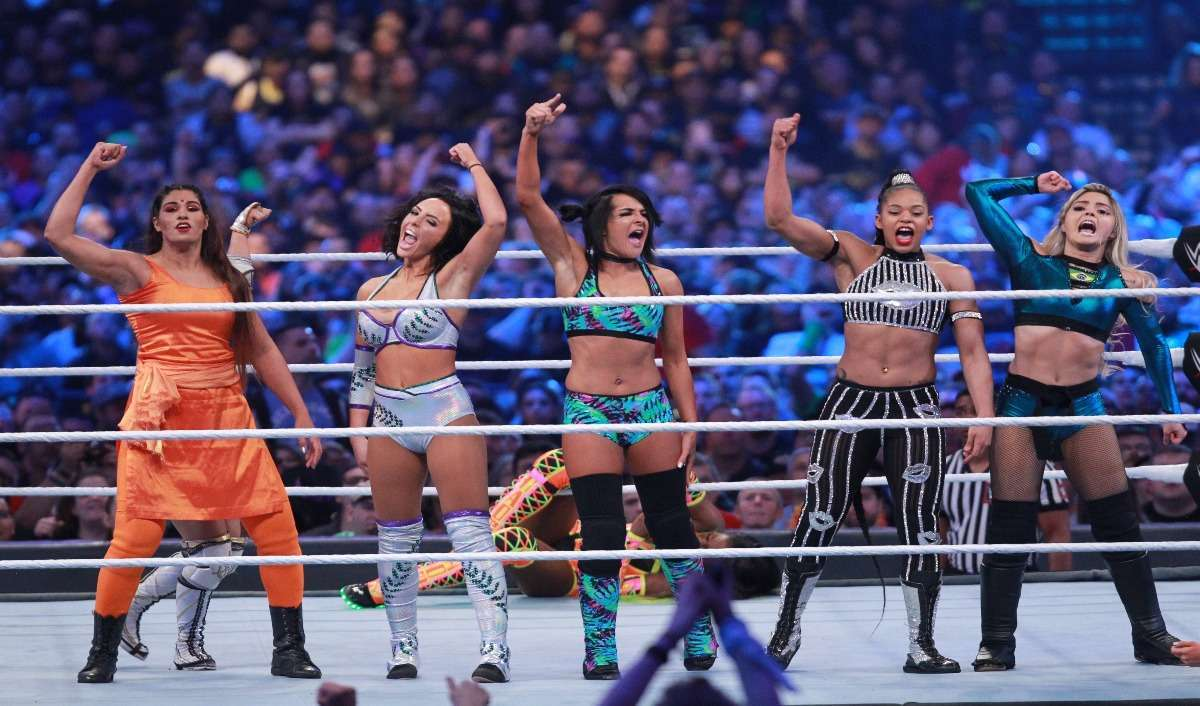 Kavita Devi became the first Indian woman to make her WWE main roster