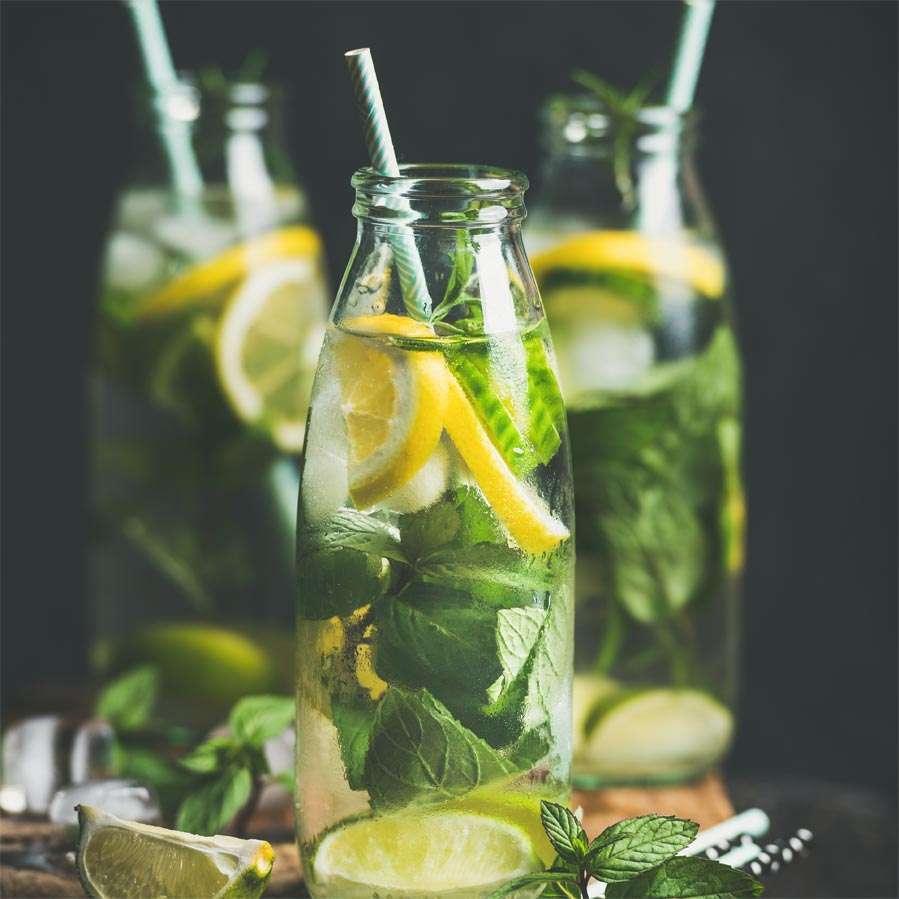 Morning Lemon Elixir
