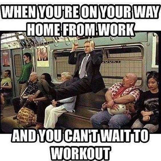 Hilarious Fitness Memes