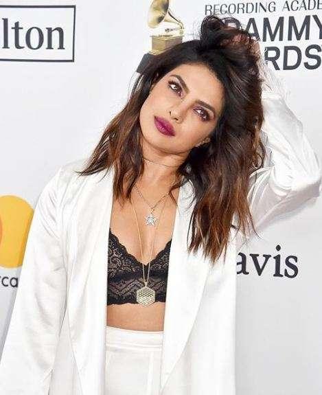 Priyanka Chopra Grammy Awards