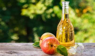 apple cider vinegar for weight loss featured image