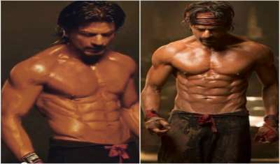 What's on Shah Rukh Khan's Plate?  The Superstar's Diet Plan Revealed!