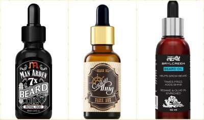 Oils For Beard Grooming