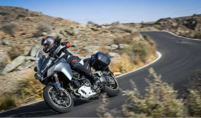 Ducati Launches The Multistrada Series In India