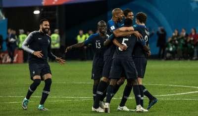 FIFA WC 2018 semi finals