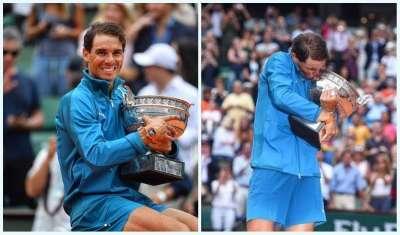 Rafael Nadal 11th French Open