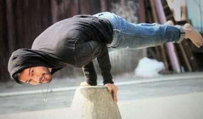 Rajneish Duggal fitness routine
