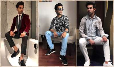 Rajkummar Rao Fashion Icon
