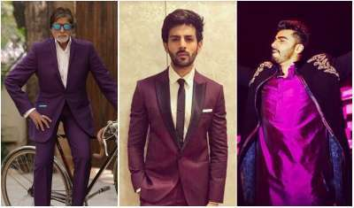 5 Bollywood Actors Who've Aced The Colour Of The Year Already
