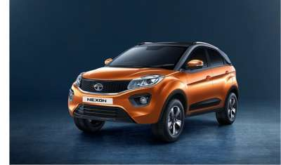 Make Way For The Tata Nexon AMT 2018