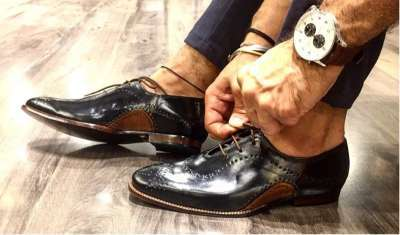 5 type of formal shoes