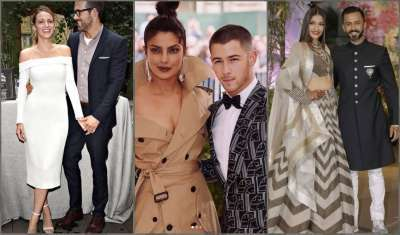 Celebrity Couples giving us style goals