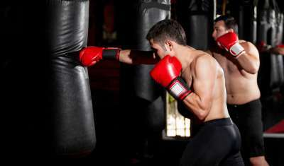 featured image boxing workout