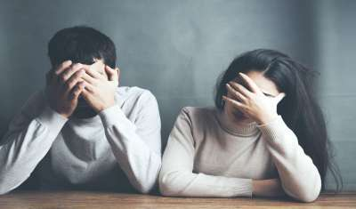High BP, stress, couples