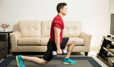 dumbbells workout