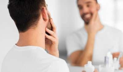 men exfoliating tips