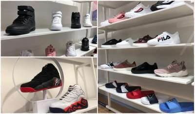 fila sneaker collection