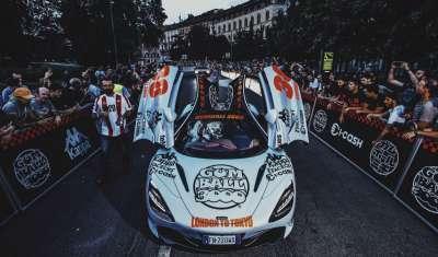 Gumball 3000, luxury cars, rally, Pradeep Jolly