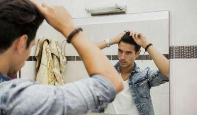 Hair loss tips for men