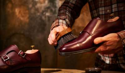 how to care for your leather shoes