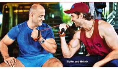 Hritik Roshan Workout