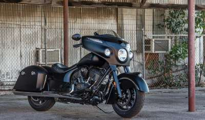 Indian Chieftian darkhorse