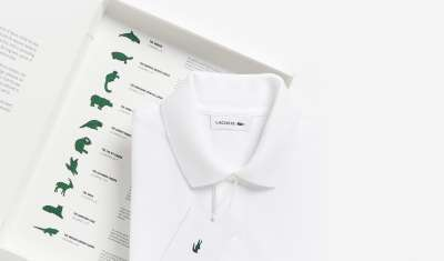 Picture credit: Lacoste