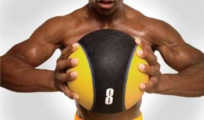 Genius ways to use medicine ball
