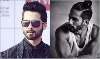 best hairstyles shahid kapoor