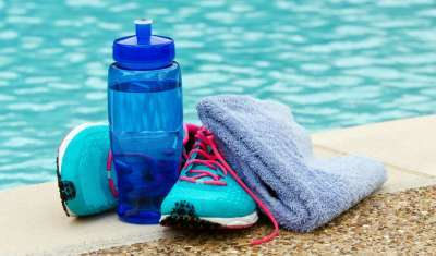 How To Work Out In The Pool—Without Swimming!
