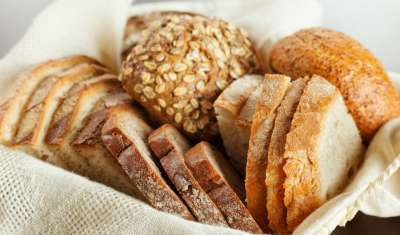 Bread breakfast  is for your health