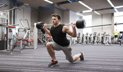 Dynamic Lunges variations