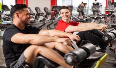 Buddy Workout