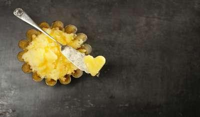 Ghee or Butter