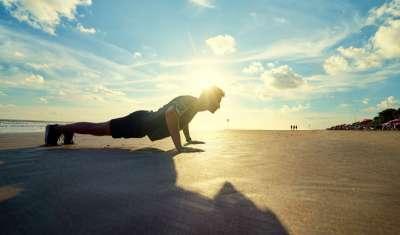 outdoor workout better than running