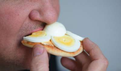 Want to Get Ripped? Eat 3 Whole Eggs After Your Workout