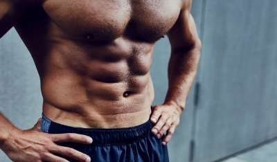 Can you get abs without working on them